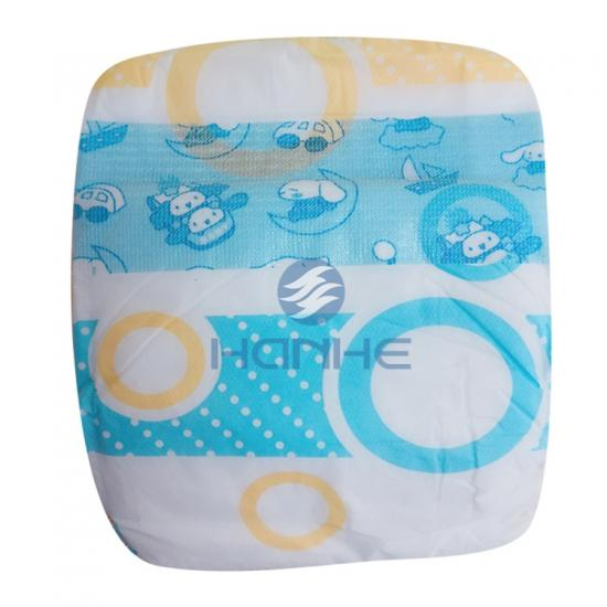 Custom Baby Diapers In Bales