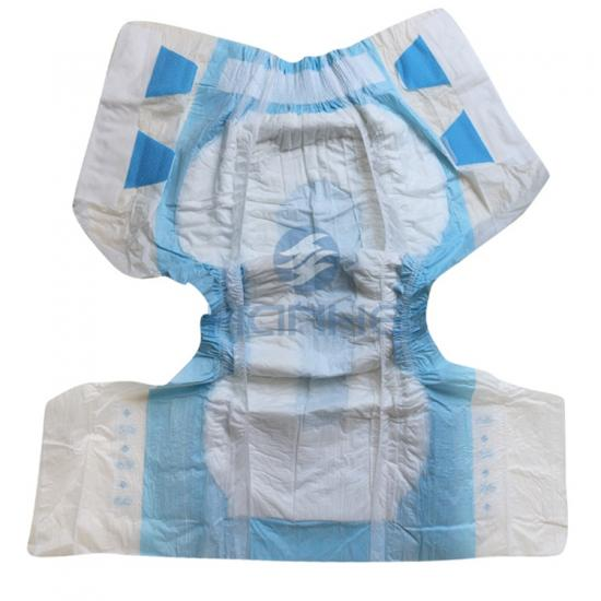 Organic Cotton Disposable Adult Diaper